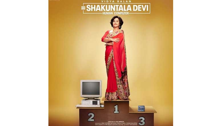 Vidya Balan on Direct-to-OTT release of 'Shakuntala Devi'