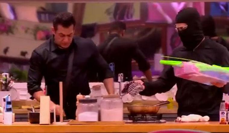 Bigg Boss 13: Salman Khan cleans toilet, utensils as housemates shout 'sorry'