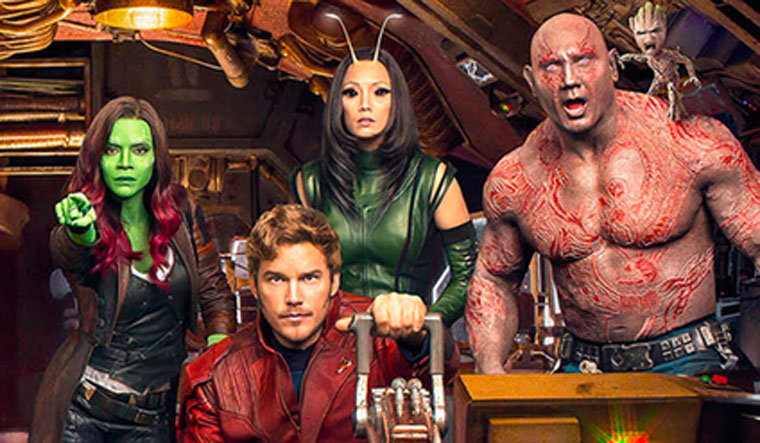 'Guardians of the Galaxy: Vol 3' will have James Gunn's screenplay