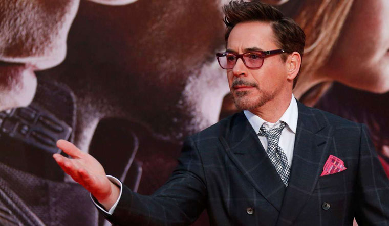 Is Robert Downey Jr aka Iron Man coming to India?