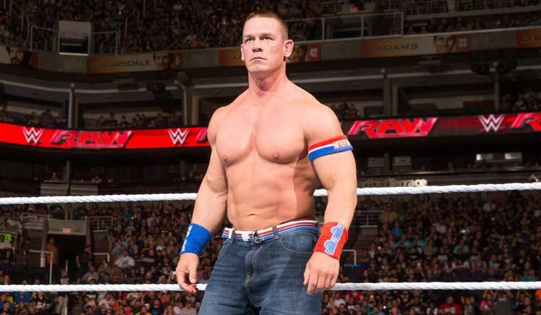 John Cena in talks for 'Suicide Squad' sequel