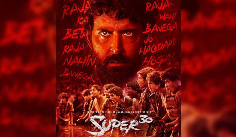 Hrithik shifts 'Super 30' release date to 'save myself from personal trauma'