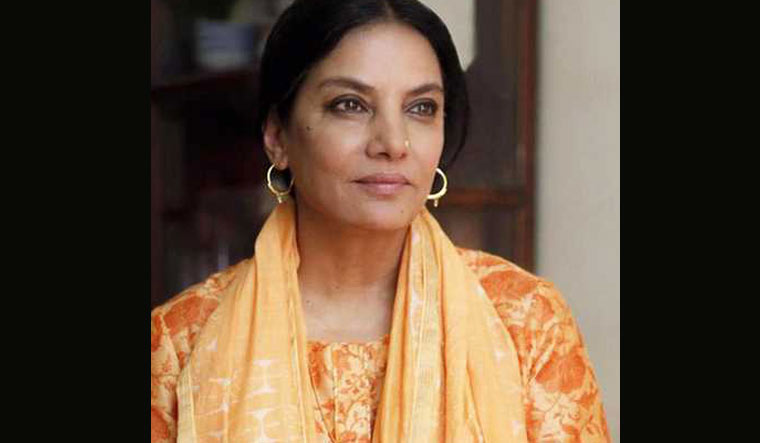 Shabana Azmi says news of leaving India if Modi becomes PM