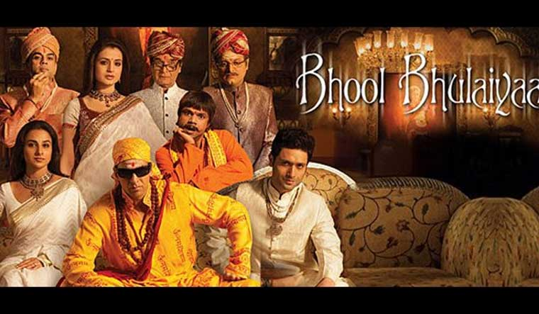 Sequel to Akshay-Vidya starrer 'Bhool Bhulaiyaa' in works