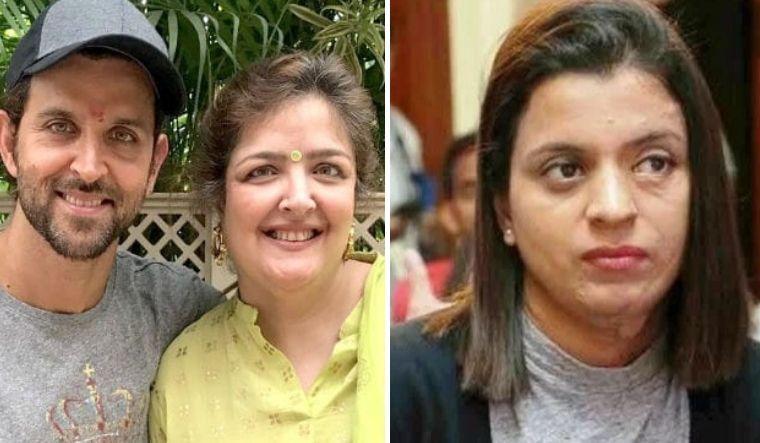 Hrithik trying to put his sister behind bars: Kangana's sister Rangoli