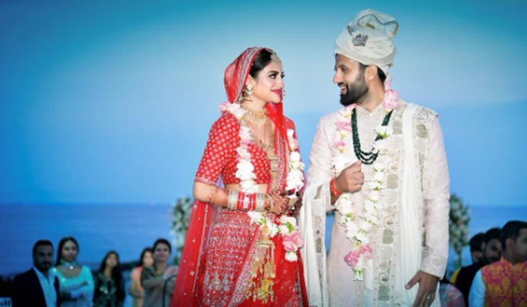 Bengali actress and first-time MP Nusrat Jahan ties the knot in Turkey