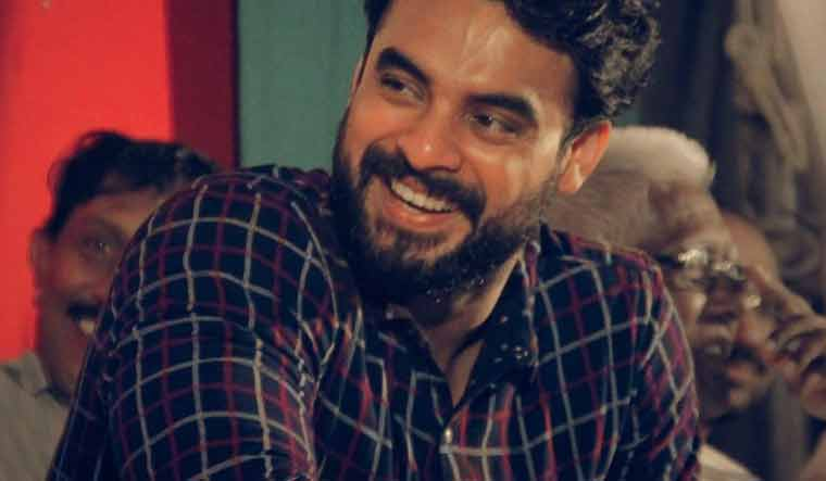 Narrow escape for Tovino Thomas, suffers burns during stunt shoot
