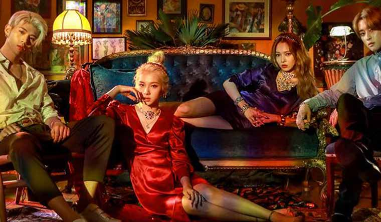 Never imagined we were so popular in India: K-Pop band KARD - The Week