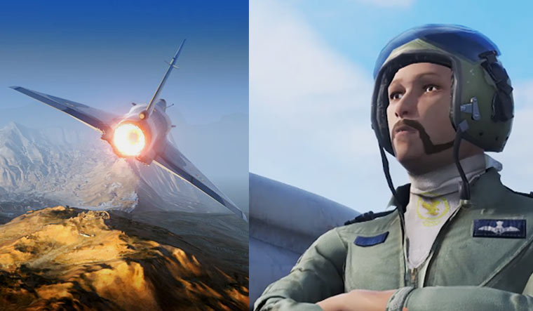 Iaf S New Mobile Game See Wing Commander Abhinandan S Digital