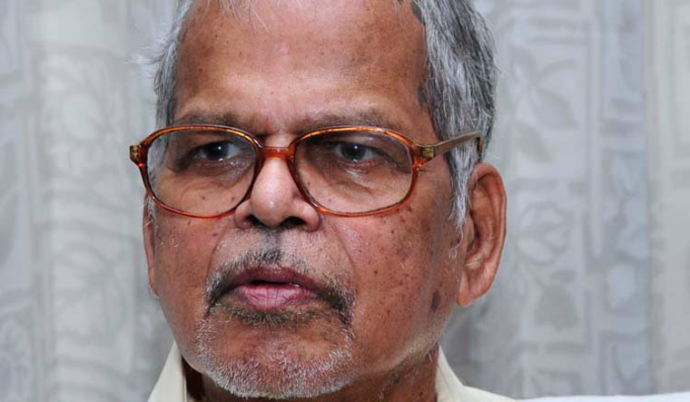 Renowned Malayalam poet, translator Attoor Ravi Varma passes