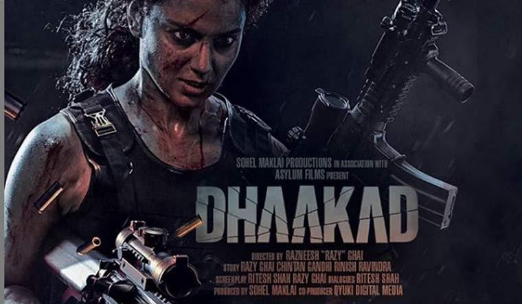 dhaakad-kangana