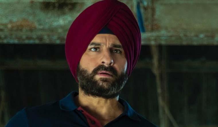 'Sacred Games' scene of Saif throwing away kada insults Sikhs: Akali MLA