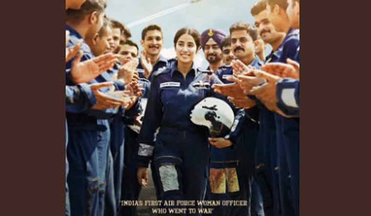 Indian Air Force Upset With Undue Negative Portrayal Of Force In Gunjan Saxena The Week