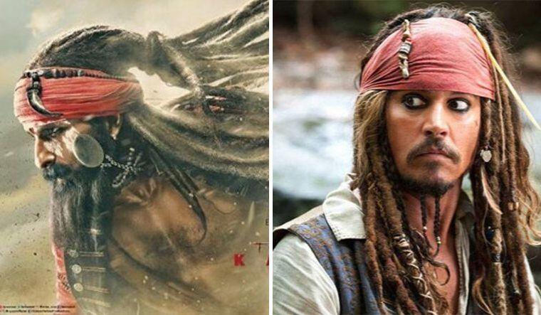 Saif Ali Khan looks menacing in Laal Kaptaan