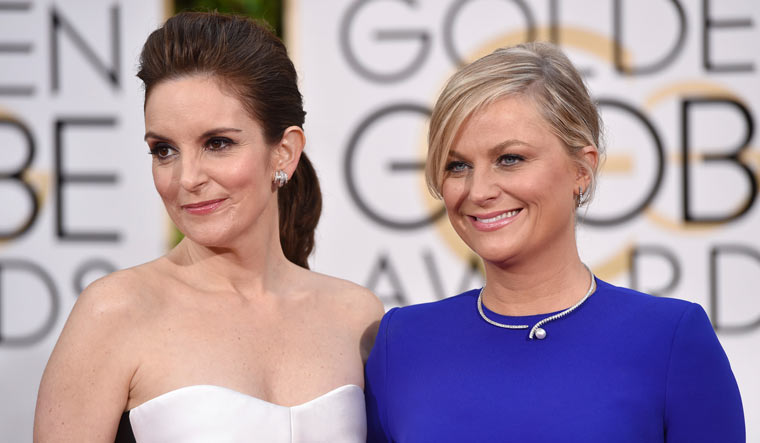 Tina Fey, Amy Poehler to host 2021 Golden Globes