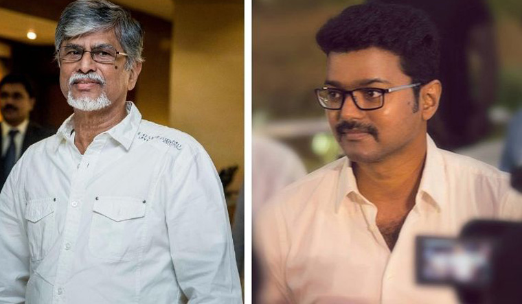 Thalapathy' Vijay's father Chandrasekhar reacts to reports of him joining  BJP - The Week