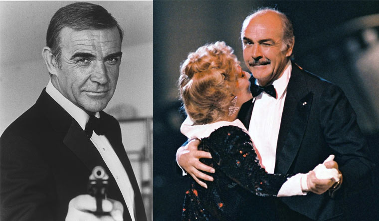 James-Bond-Sean-Connery-Jeanne-Moreau-AFP