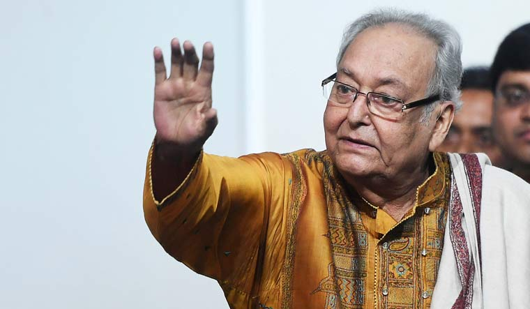 Soumitra Chatterjee: Bengali cinema's 'global' legend - The Week