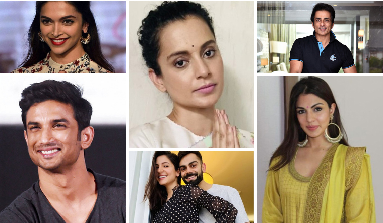 How Bollywood stayed in the news throughout 2020