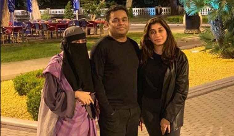 'Proud of what I stand for': AR Rahman's daughter slams Taslima's niqaab remark