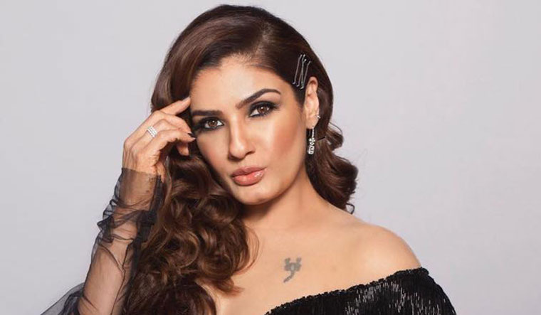 Man seeks arrest of Raveena Tandon, others for 'hurting' sentiments of Christians