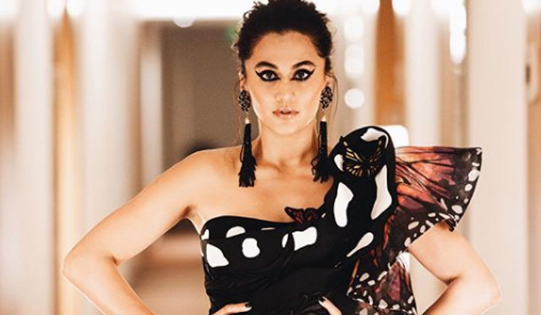 I understood the meaning of patriarchy after I started working in Bollywood: Taapsee Pannu