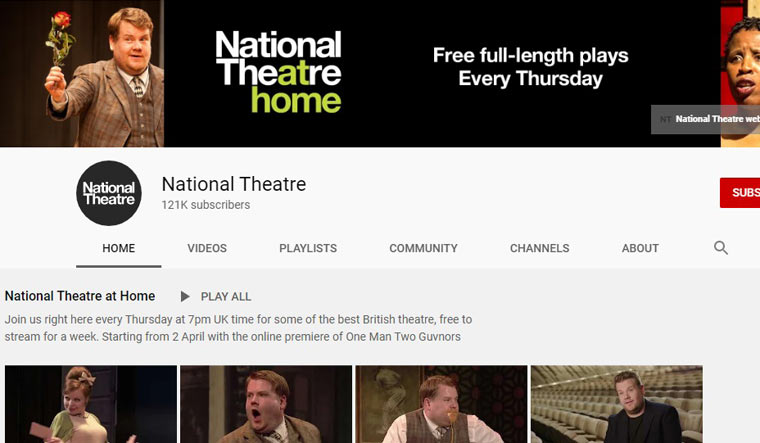 national-theatre-youtube