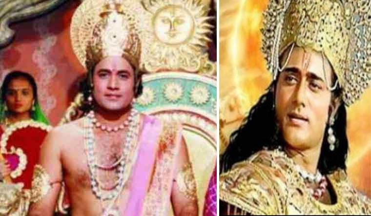 Doordarshan will start re-telecast of the popular mythology show from the 80s 'Ramayan' from March 28