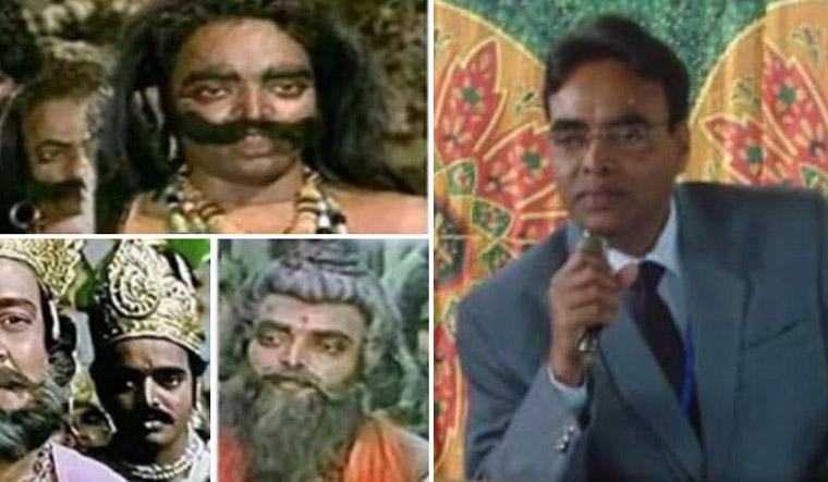 Neither Ram nor Ravan, this 'Ramayan' actor is going viral on social media!