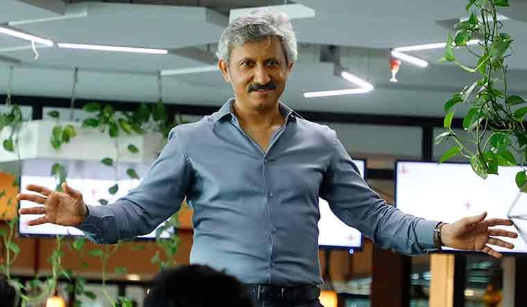 I was first attracted to Hathiram's character: Neeraj Kabi on 'Paatal Lok'  - The Week