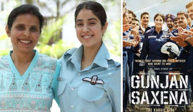Gunjan Saxena Never Thought In Her Wildest Dreams She Would Inspire A Film The Week