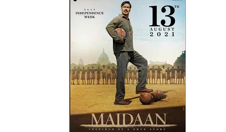 Ajay Devgn's 'Maidaan' to release in August 2021