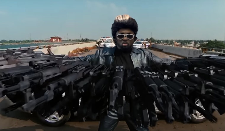 Black Eyed Peas' pays tribute to Indian cinema by recreating extravagant action scenes