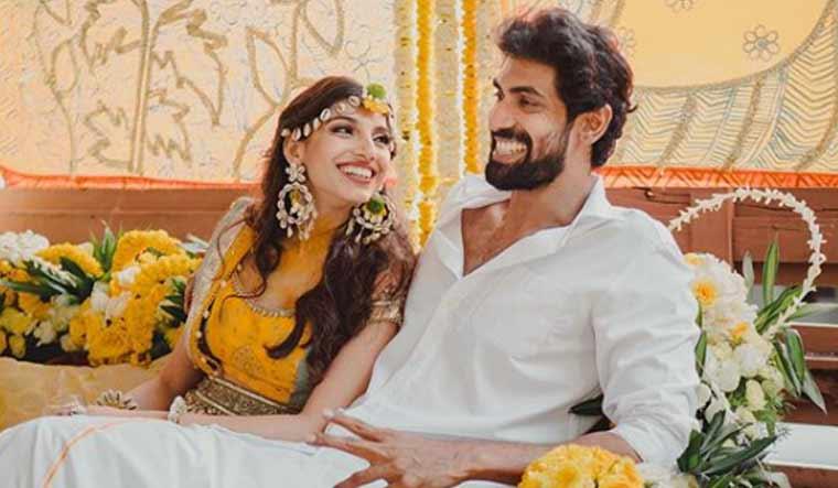 Rana Daggubati, Miheeka Bajaj get married