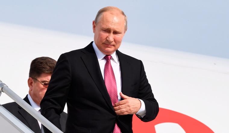 Finland Russia Putin