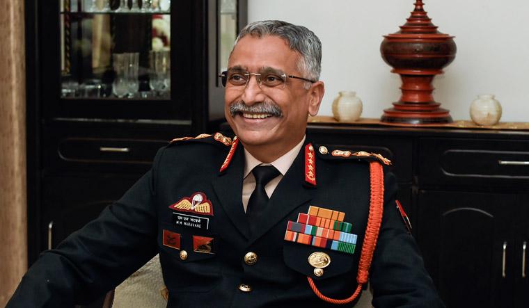 Army Chief M.M. Naravane | PTI