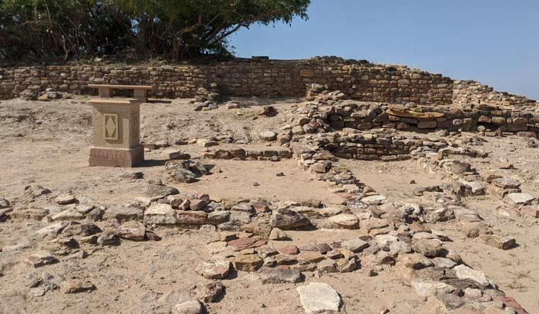 Ruins-of-Harappan-Civilization-at-excavation-site-of-Dholavira-Gujarat-shut