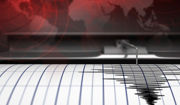 Powerful quake shakes Argentina, Chile
