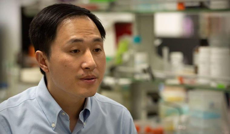 Chinese scientist He Jiankui | AP