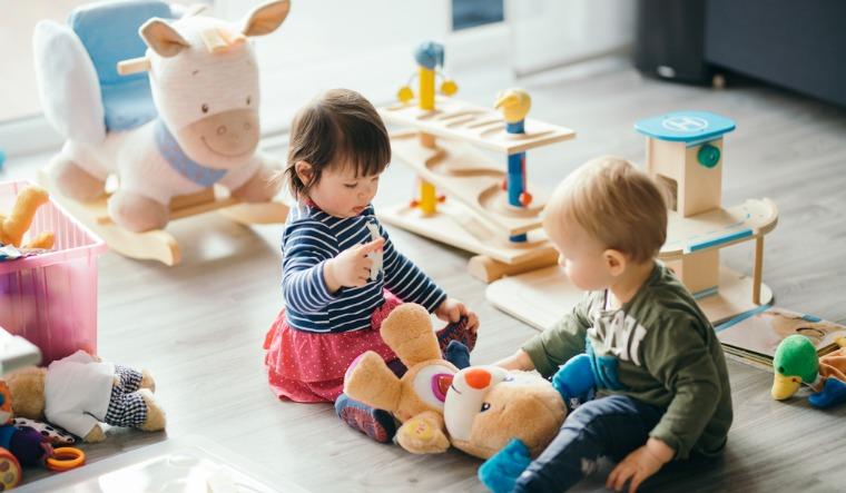 babies play shutterstock