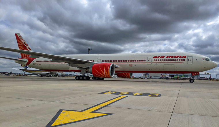PTI13-05-2020_000112BAir India and Air India Express will operate flights to evacuate Indians stuck in 31 countries