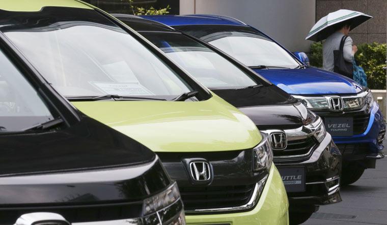 Japan Earns Honda
