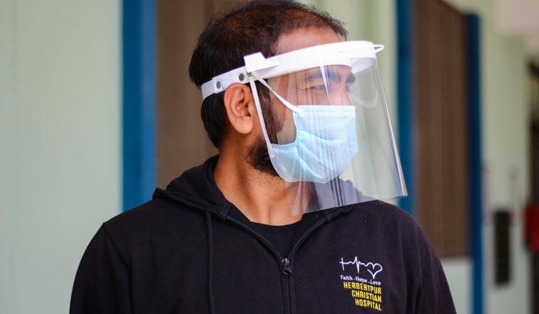 Herbertpur-Christian-Hospital-HCH-Dehradun-Face-Shield