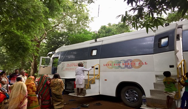 Healthcare on wheels - an idea whose time has come