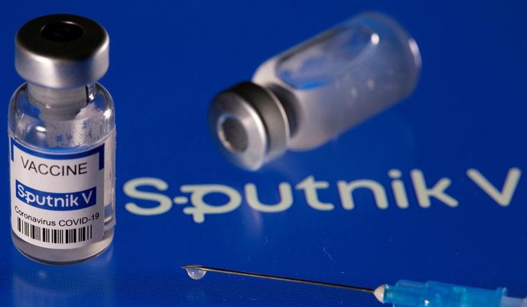 Sputnik V vaccine   Reuters