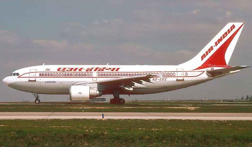 Air-India-food