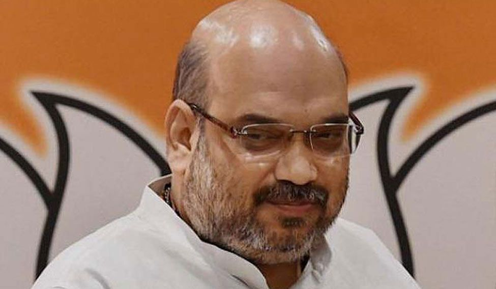 Shah will take part in yoga day celebrations in Patna