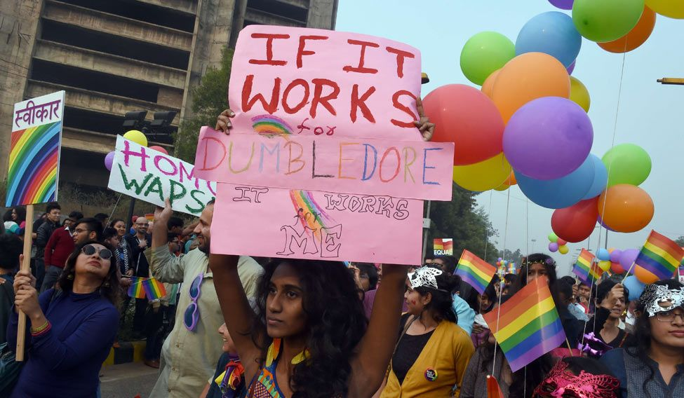 INDIA-GAY-PRIDE-PARADE