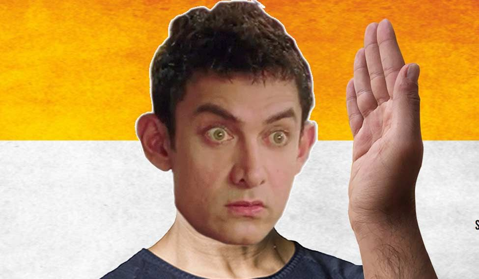 Now a website to slap Aamir Khan; Actor gets millions of slaps already
