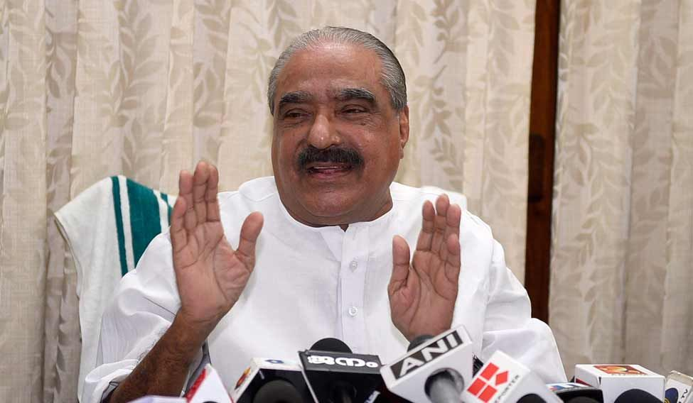 Congress took us for granted, says Mani